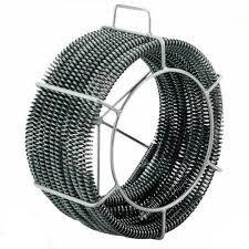 отпушване на канали със спирали